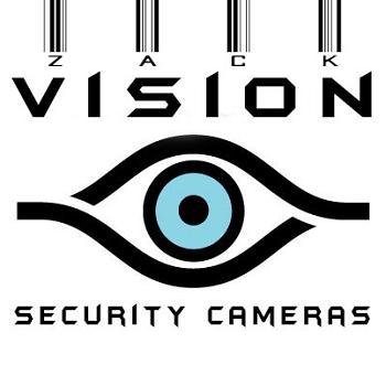 ZackVision מצלמות אבטחה